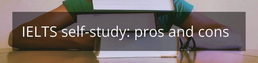 IELTS self-study