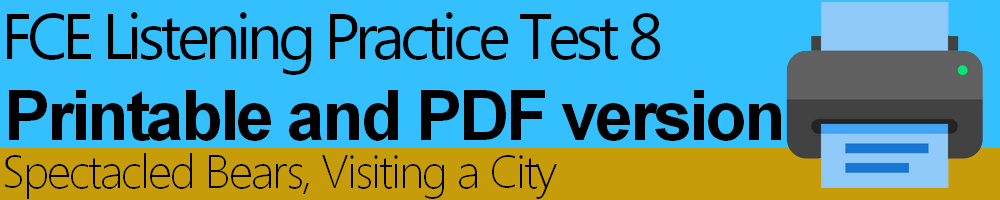 fce listening practice test free download