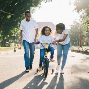 CAE Speaking Part 2 - riding a bike